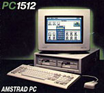 Amstrad 1512 PC